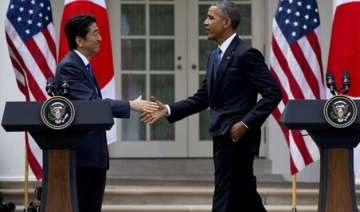 obama abe declare progress no breakthrough on...
