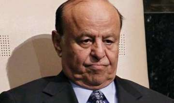 yemeni rebels hold president captive at his house...