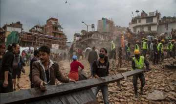nepal economy shattered by quake recovery to take...