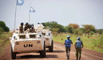 un peacekeepers attacked in sudan - India TV