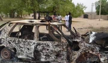 suicide bombing kills 25 in nigeria - India TV