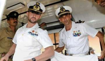 india challenges italy s move to take marines...