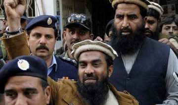 un assures india of taking up lakhvi release...