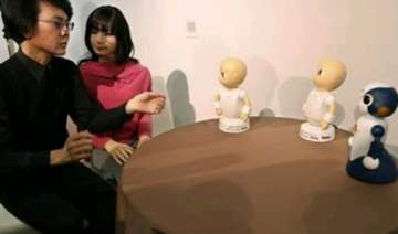 japan to sell talking robots that won t try to...