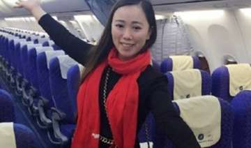 chinese woman gets whole plane to herself on her...