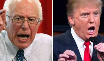 trump sanders upend us presidential race - India...