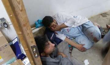 at least 16 killed at afghan hospital after us...