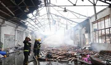 16 killed in china gold mine fire - India TV