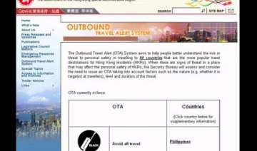 hong kong travel agency to send special plane to...
