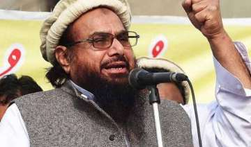 hafiz saeed calls india number one enemy - India...