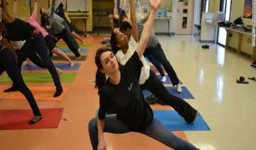 yoga is secular rules us court - India TV