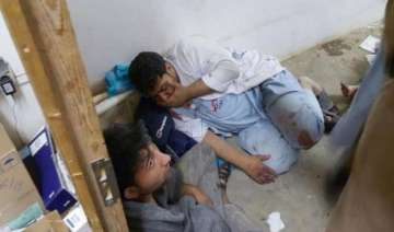 afghan hospital bombing toll rises to 22 - India...