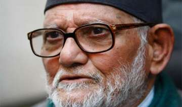 sushil koirala gritty soldier of democracy...