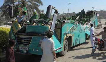 62 killed in bus oil tanker collision in southern...