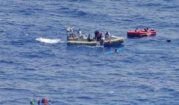 italy at least 40 migrants dead at sea 320 others...