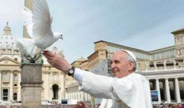 stop war in the name of god pope francis - India...