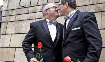 scotland tops league for gay equality - India TV