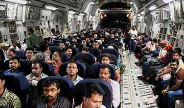 11 indians evacuated from yemen by pakistani...