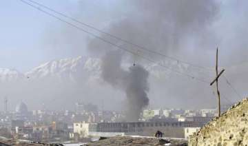 suicide car bomb in afghan capital kills at least...