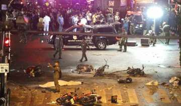 bangkok blast bomb blast rocks thai capital 27...