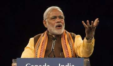 modi vows to clean up mess in india - India TV