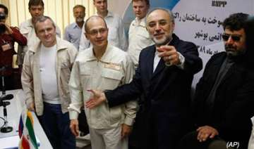 iran s nuclear plant to start operations - India...