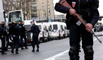 french police question eight year old for...