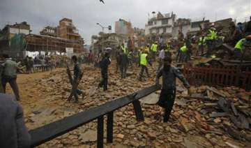 two indians killed in nepal earthquake - India TV