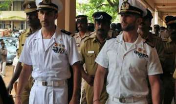 india offers to complete italian marines trial...