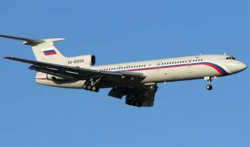russian airliner carrying over 200 passengers...