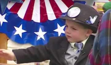 meet james tufts 3 year old mayor of us town -...
