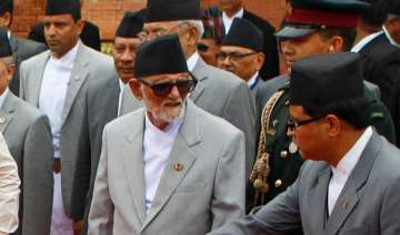 sushil koirala resigns as nepal pm parliament to...