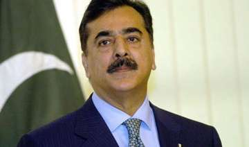 former pakistan pm gilani speaks to son abducted...