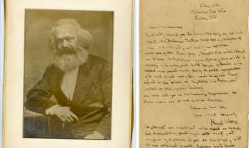 karl marx letter fetches usd 678 000 at china...