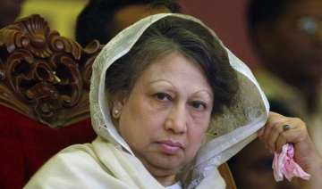 khaleda zia offers prayers at son s grave for the...