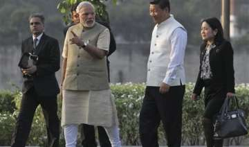 here is what president jinping served pm modi in...