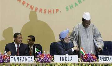 india announces 5 billion credit line for africa...