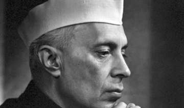 india china war no records of nehru writing for...