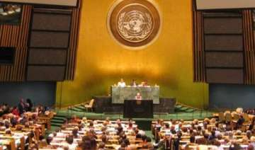 india re elected to key un committee - India TV