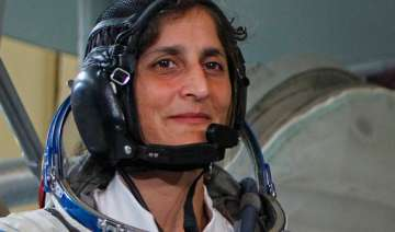 indian american sunita williams headed to space...