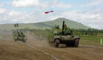 indra 2013 india russia joint military exercise...