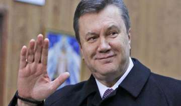 interpol gets request for ousted ukrainian...