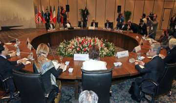 iran holds positive talks with world powers but...