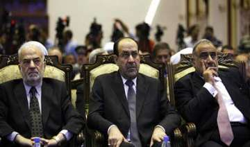 iraq leaders under mounting pressure to pick pm -...