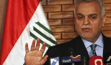 iraq issues arrest warrant for sunni vice...