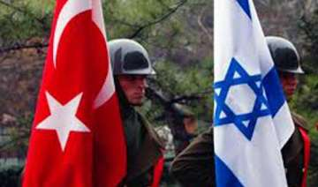 israel turkey relations sink to low - India TV