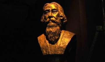 israel s university pays tribute to tagore on his...