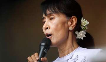junta will never be able to get rid of suu kyi...
