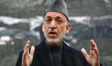 karzai extends pakistan visit - India TV