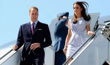 kate william land in los angeles for us trip -...